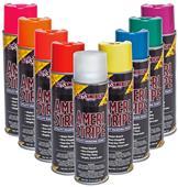 Ameri-Stripe Utility Marking Aerosol Paint 12 Cans