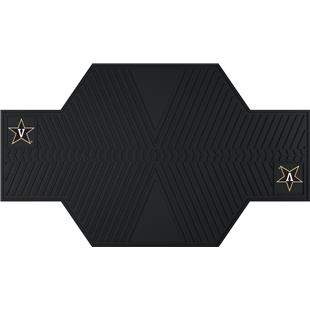 Fan Mats NCAA Vanderbilt University Motorcycle Mat