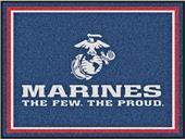 Fan Mats U.S. Marines 8'x10' Rug