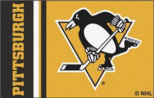 Fan Mats NHL Pittsburgh Penguins Starter Mat