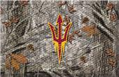 Fan Mats NCAA Arizona St. Scraper Ball or Camo Mat