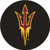 Fan Mats NCAA Arizona State Puck Mat