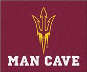 Fan Mats NCAA Arizona State Man Cave Tailgater Mat