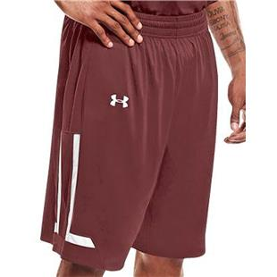 Under Armour Mens Threat Basketball Shorts CO