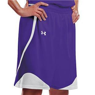Under Armour Womens Patterson Basketball Short CO