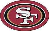 Fan Mats NFL San Francisco 49ers Mascot Mat