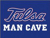 Fan Mats NCAA Univ. of Tulsa Man Cave All-Star Mat