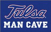 Fan Mats NCAA Univ. of Tulsa Man Cave UltiMat
