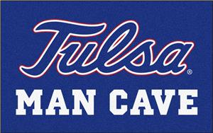 Fan Mats NCAA Univ. of Tulsa Man Cave UltiMat