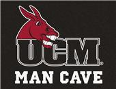 Fan Mats NCAA Central Mo. Man Cave All-Star Mat