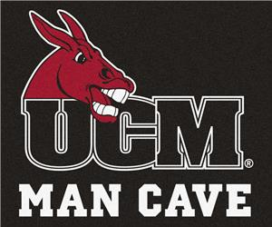Fan Mats NCAA Central Mo. Man Cave Tailgater Mat