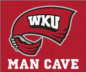Fan Mats NCAA Western Kentucky Man Cave Tailgater