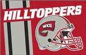 Fan Mats NCAA Western Kentucky Starter Mat