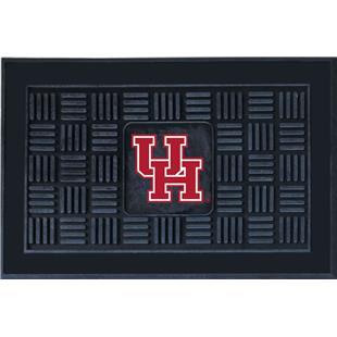 Fan Mats NCAA Univ. of Houston Medallion Door Mat