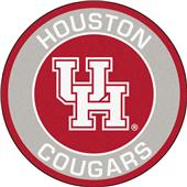 Fan Mats NCAA Univ. of Houston Roundel Mat