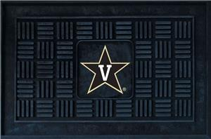 Fan Mats NCAA Vanderbilt Univ. Medallion Door Mat