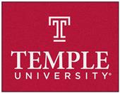 Fan Mats NCAA Temple University Starter Mat