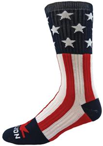 Red Lion Star Spangled Crew Socks