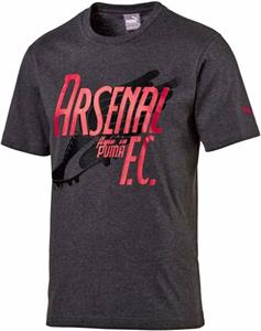Puma AFC Arsenal Shoe Soccer Tee Shirt