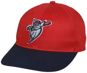OC Sports MiLB Louisville Bats Baseball Cap