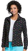 HeartSoul Womens Contemporary Fit Warm-up Jacket