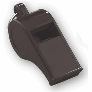 Plastic Medium Tone w/ Cork Pea Whistle - Dozens