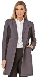 "Careisma Women's 33"" Contrast Lab Coats"