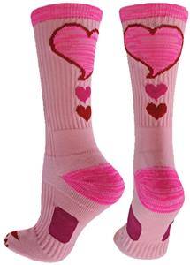 Red Lion Valentine Crew Socks