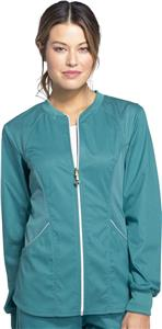 Cherokee Women's Luxe Sport Warm-up Jacket