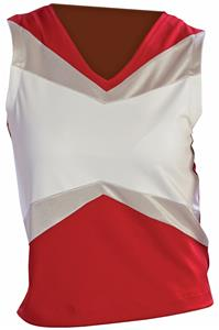Pizzazz Premier Cheerleaders Uniform Shells