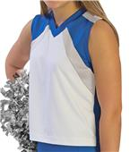 Pizzazz Premier Flare Cheerleaders Uniform Shells