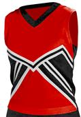 Pizzazz Spirit Cheerleaders Uniform Shells