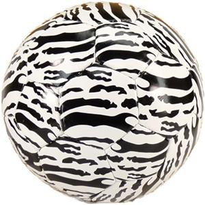 Red Lion - Zebra Stripe/Safari Soccer Balls