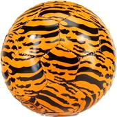 Red Lion - Tiger Stripe/Orange Safari Soccer Balls