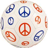 Red Lion - Peace Sign Soccer Balls