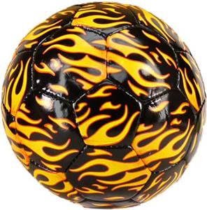 Red Lion - Flames Soccer Balls