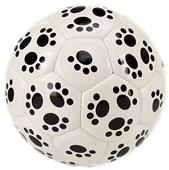 Red Lion - Paw Print Soccer Balls
