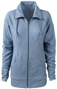 Zorrel Womens Woodford Mid-Layer Heather Fleece
