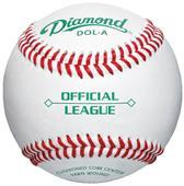 Diamond DOL-A OL Intermediate Youth Baseballs