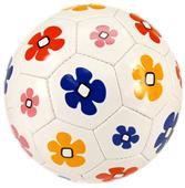 Red Lion - Flowers Soccer Balls