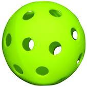"Diamond 12"" Plastic Training Softballs (Bag of 18)"
