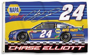 NASCAR Chase Elliott #24 3' x 5' Flag w/Grommets