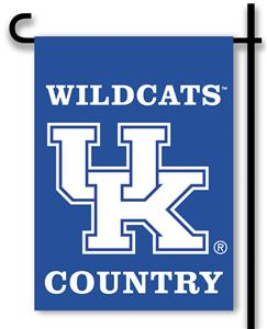 Collegiate Kentucky 2-Sided Garden Flag