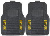 Fan Mats NCAA Baylor Univ. Deluxe Car Mats (set)