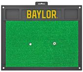 Fan Mats NCAA Baylor University Golf Hitting Mat