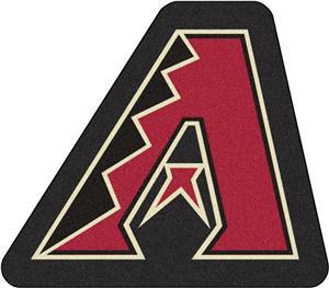 Fan Mats MLB Arizona Diamondbacks Mascot Mat
