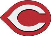 Fan Mats MLB Cincinnati Reds Mascot Mat