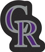 Fan Mats MLB Colorado Rockies Mascot Mat