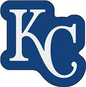 Fan Mats MLB Kansas City Royals Mascot Mat