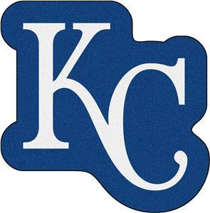 Fan Mats MLB Kansas City Royals Mascot Mat